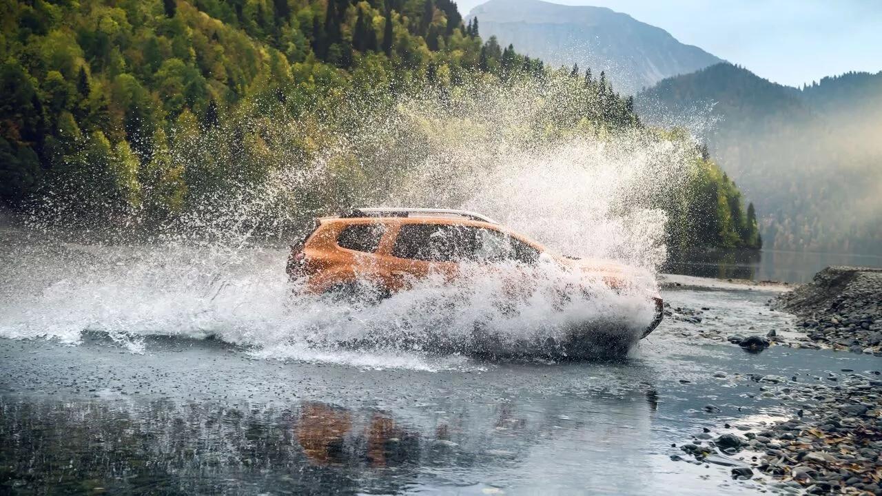 Обновленный Renault DUSTER фото екстер'єру 1