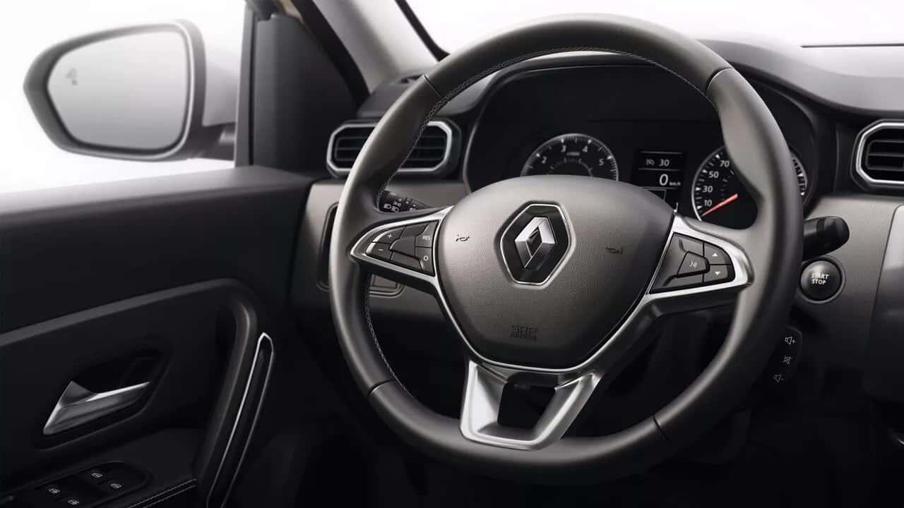 Обновленный Renault DUSTER  фото интерьера 7