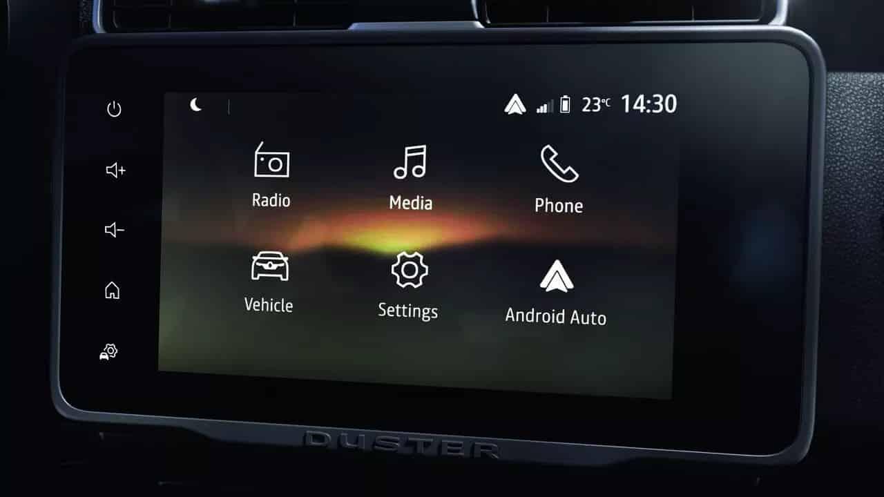Обновленный Renault DUSTER  фото интерьера 6