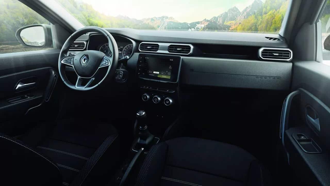 Оновлений Renault DUSTER  фото интерьера 4