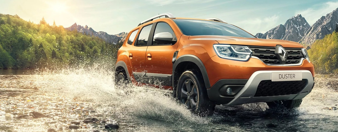 Обновленный Renault DUSTER  фото 1