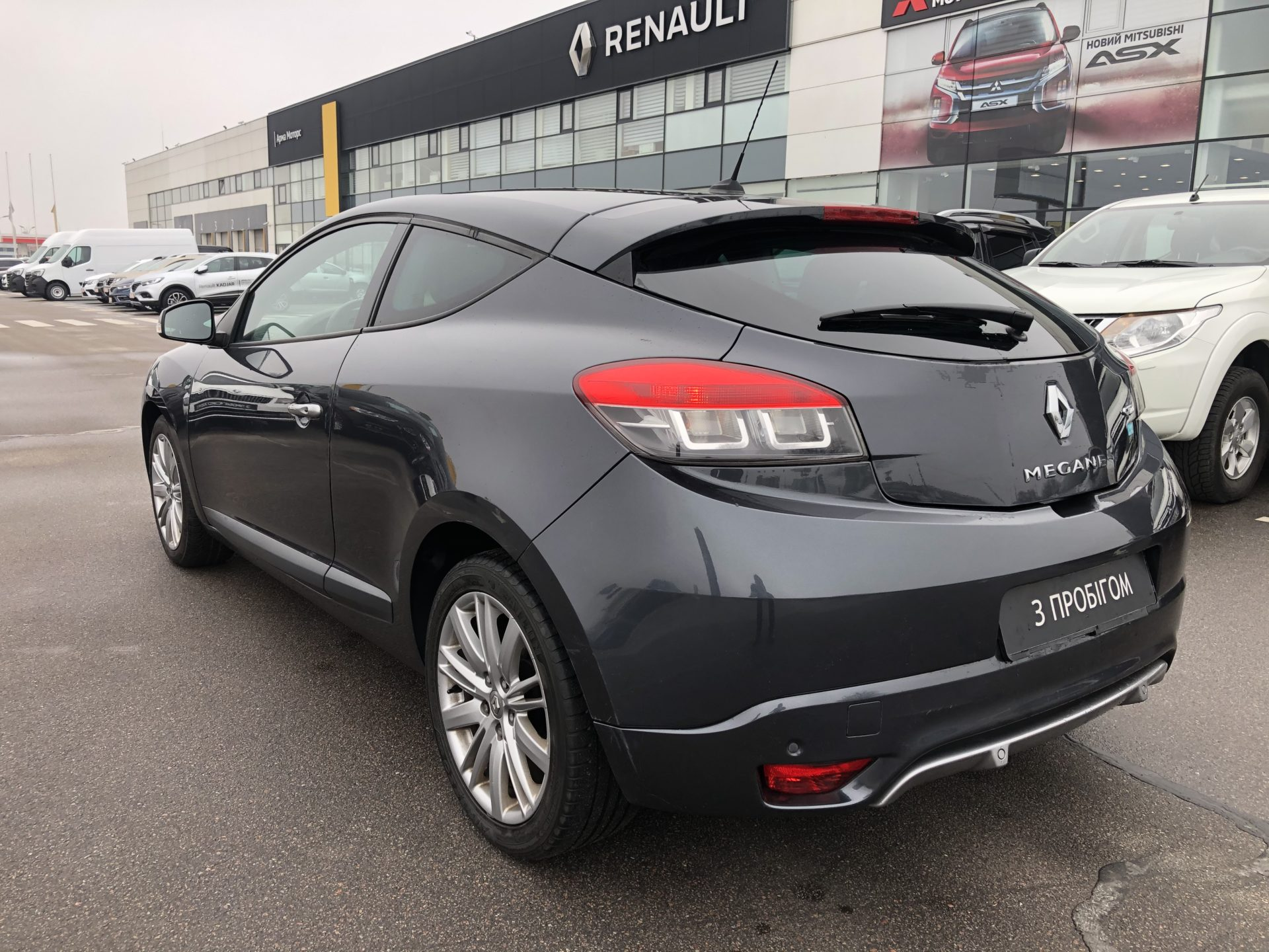 Renault MEGANE Coupe фото 4
