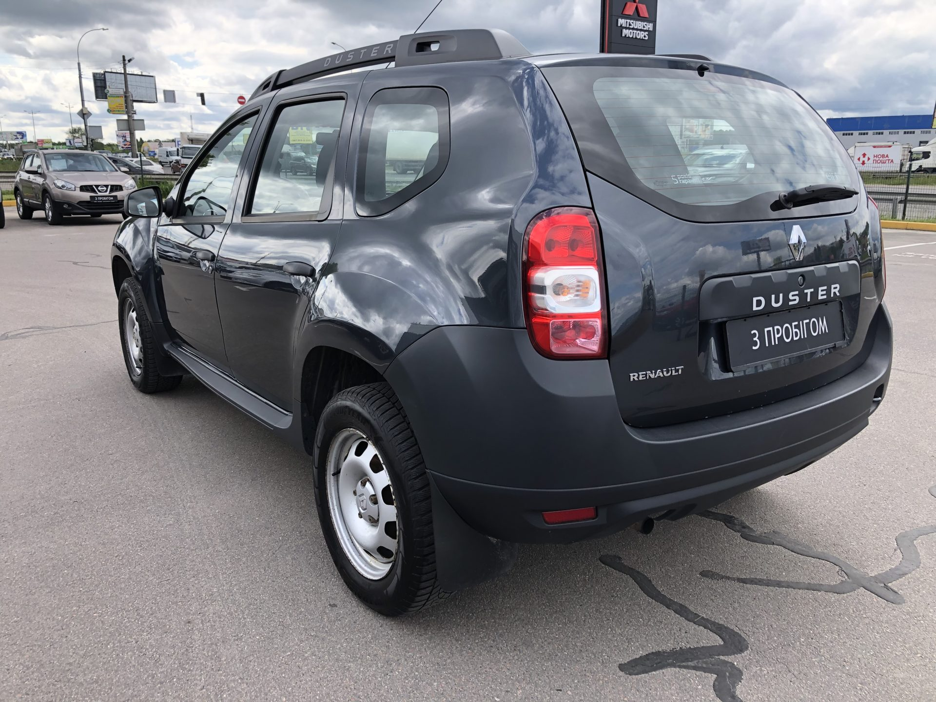 Renault DUSTER фото 4