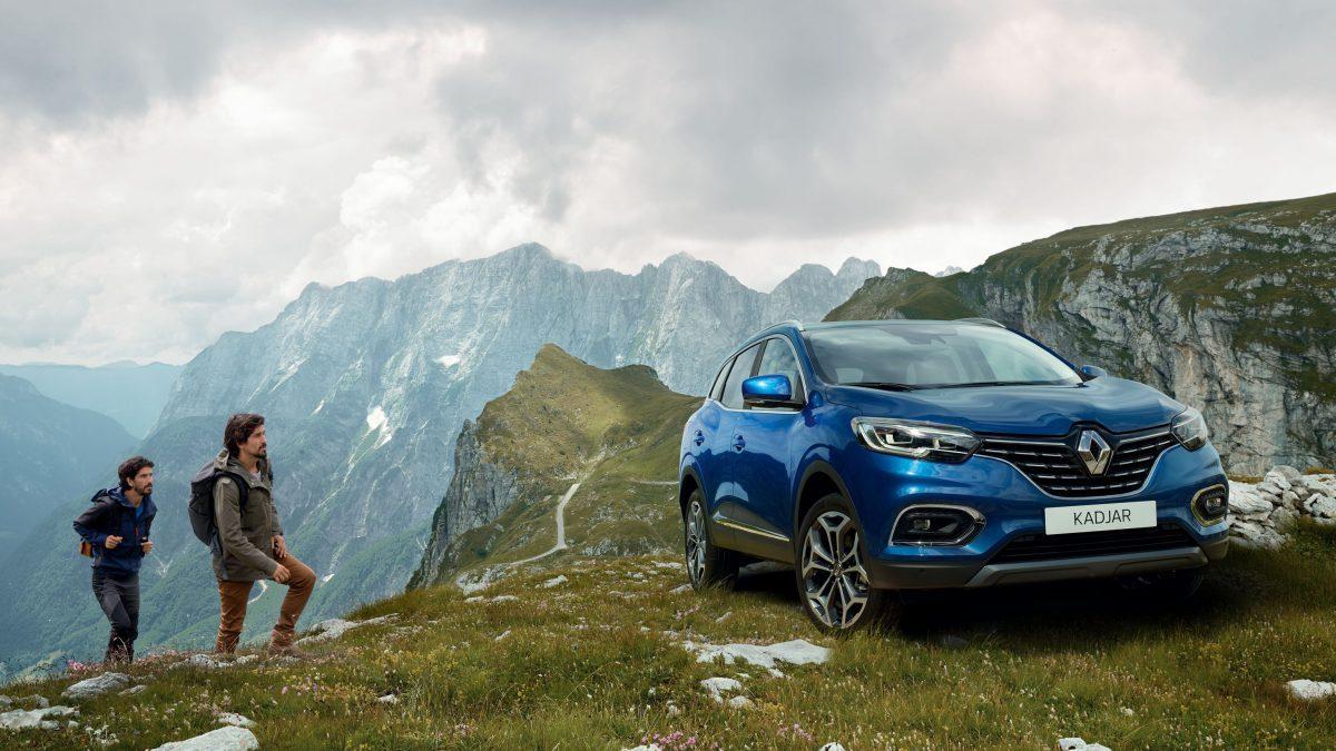Renault KADJAR (салон) фото 4