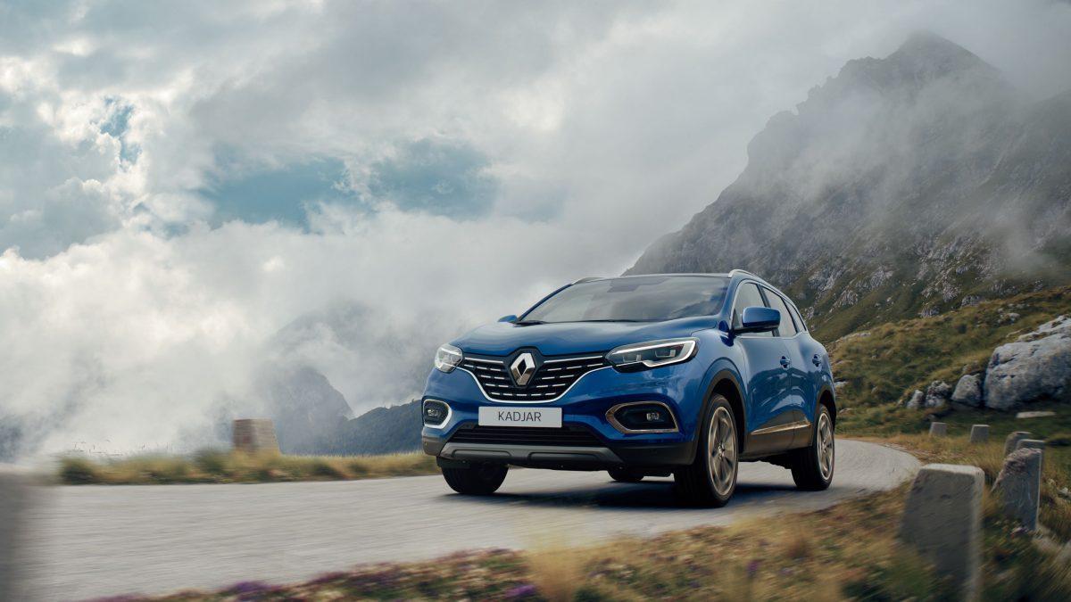 Renault KADJAR (салон) фото 1