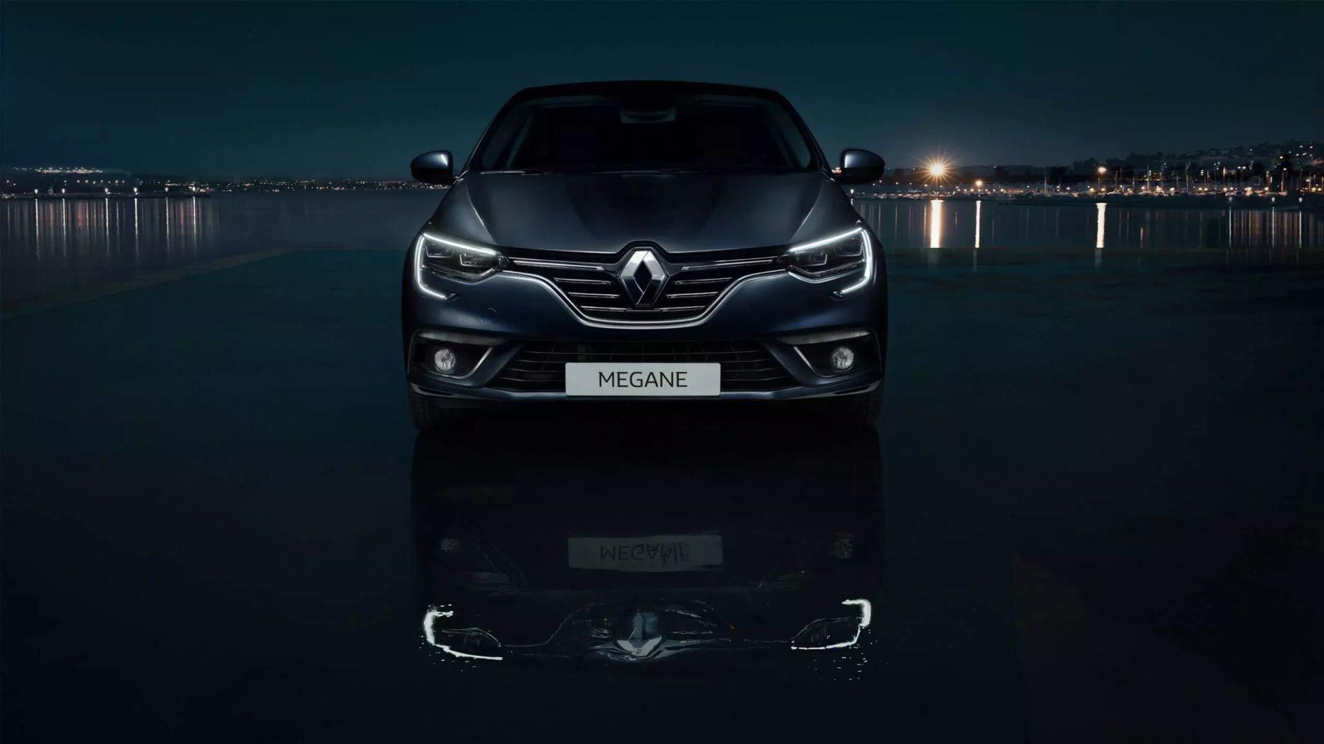 Renault MEGANE (салон) фото 1