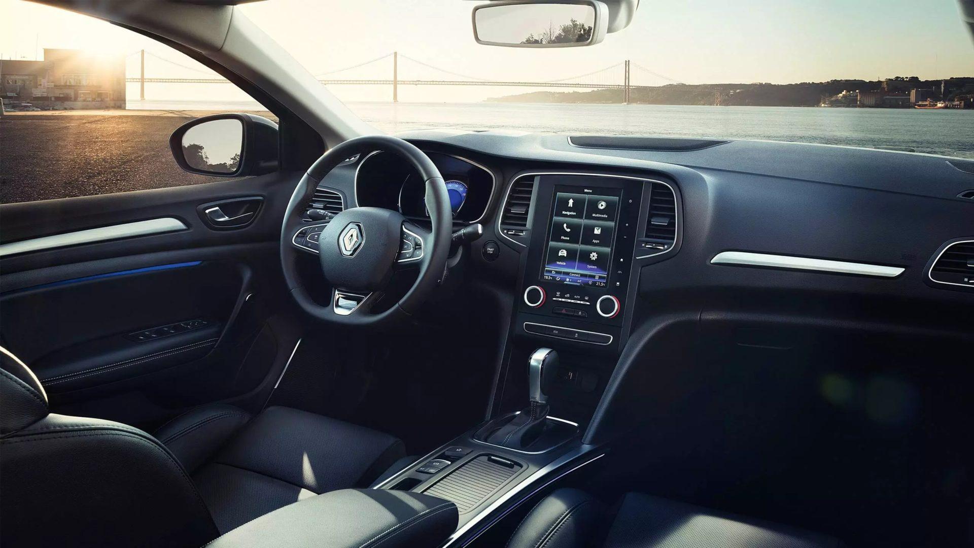 Renault MEGANE фото 2