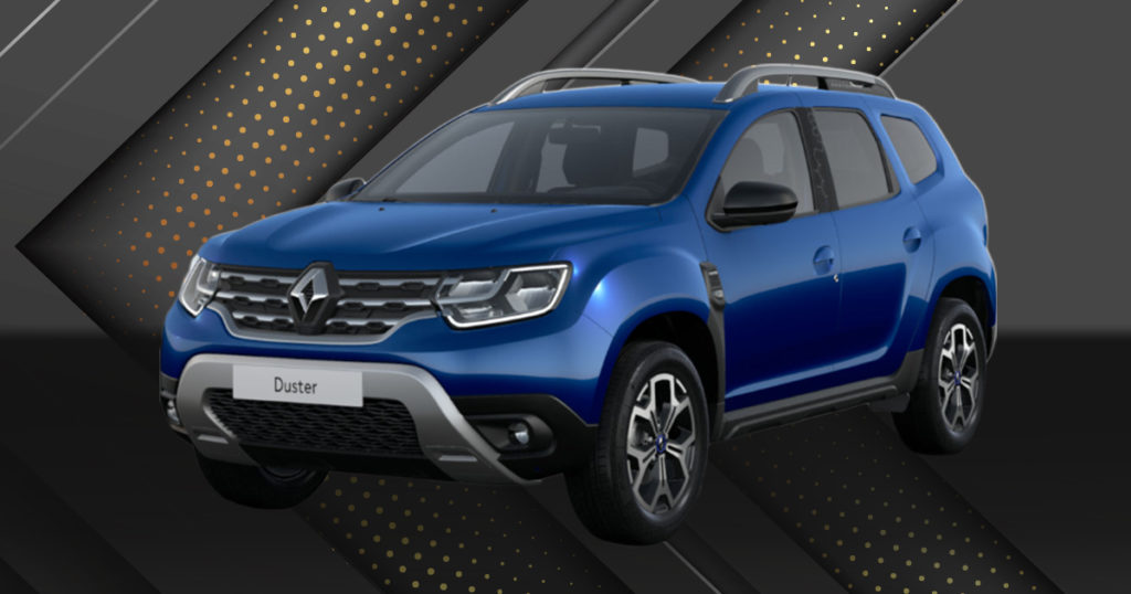 Renault Ultramarine – лимитированная серия c ультра дополнениями