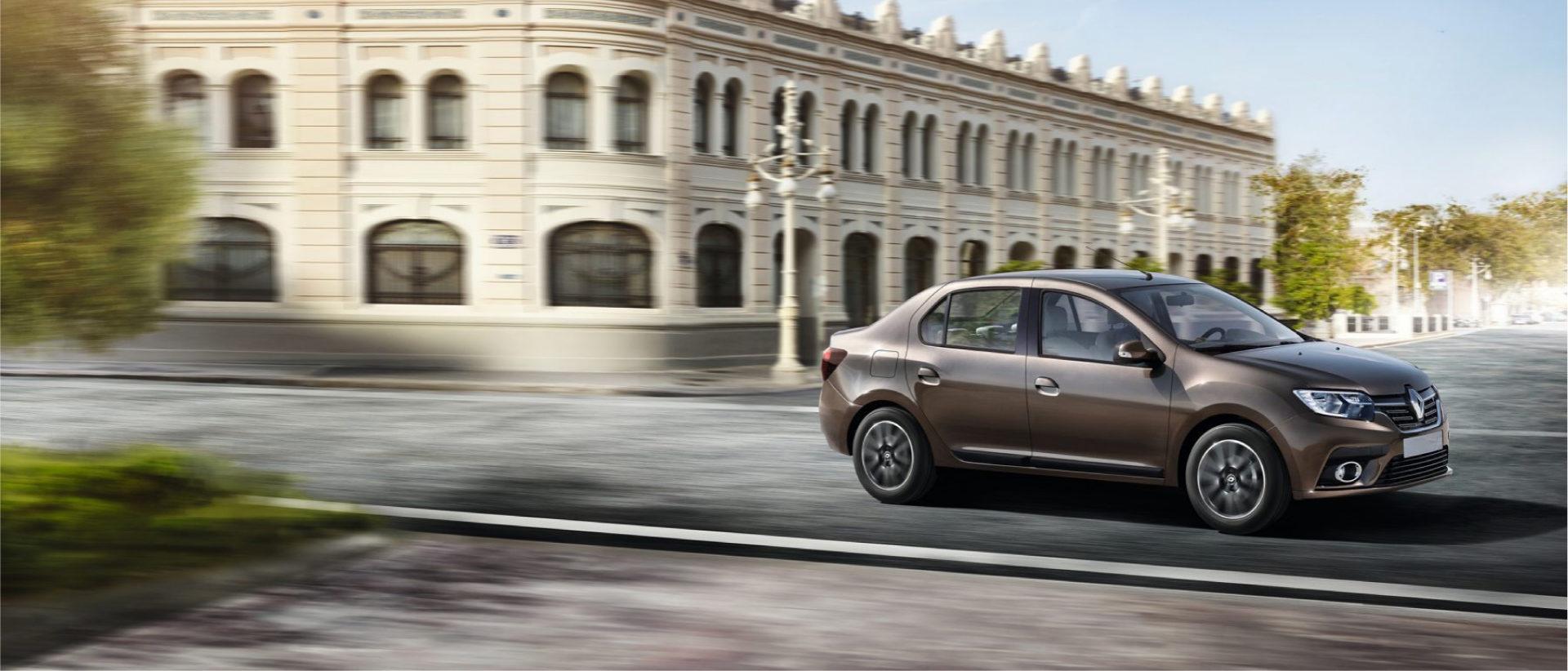 Renault LOGAN (салон) фото 4