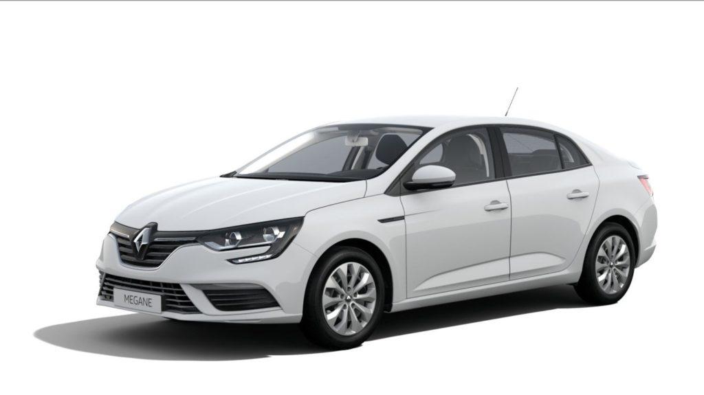 Renault MEGANE (салон)фото