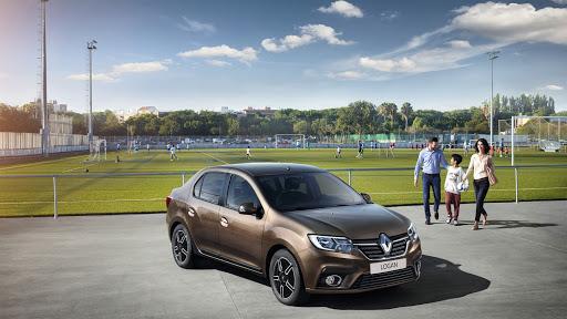 Renault LOGAN (салон) фото 1