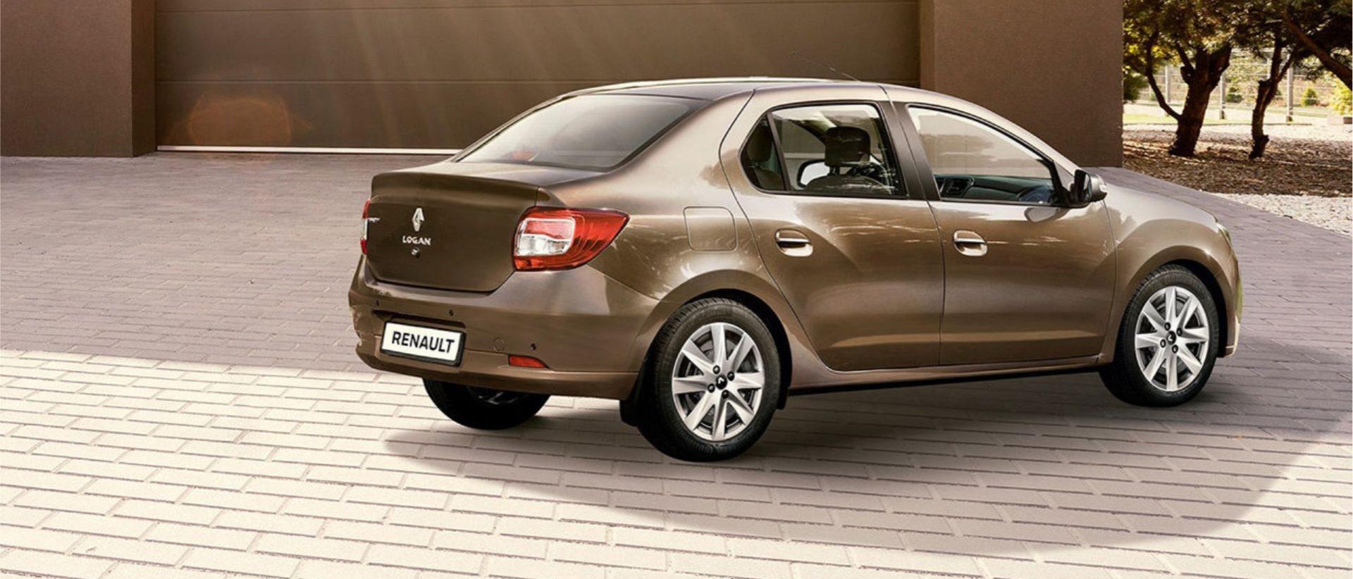 Renault LOGAN фото 2