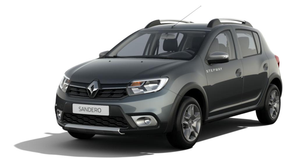 Renault SANDERO STEPWAYфото