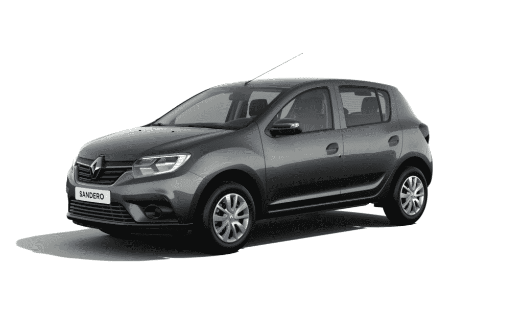Renault SANDERO (салон)фото