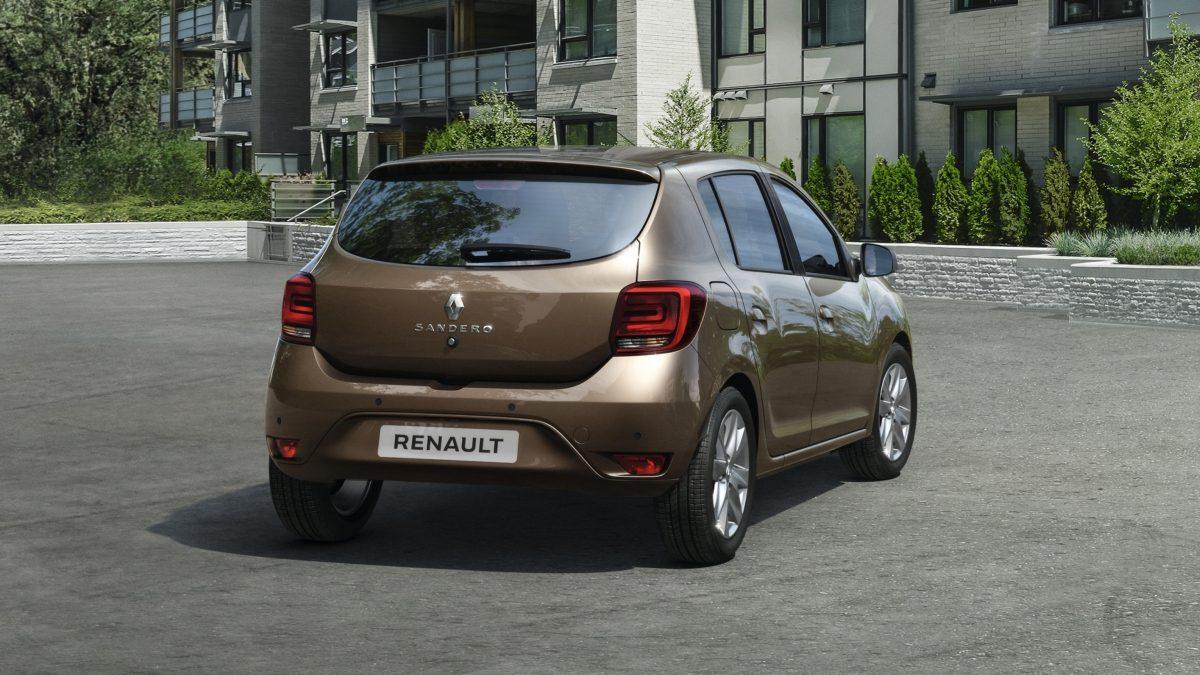 Renault SANDERO (салон) фото 1