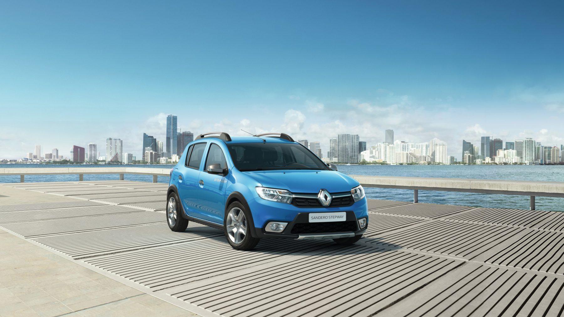 Renault SANDERO STEPWAY (салон) фото 1
