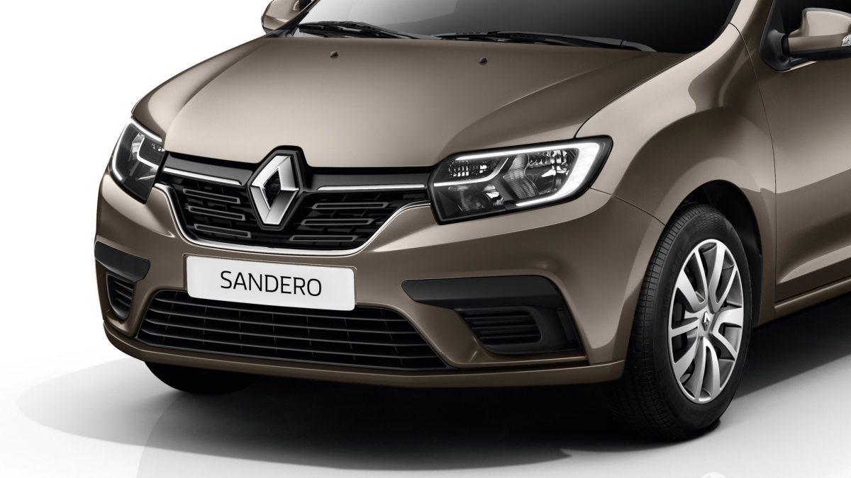 Renault SANDERO (салон) фото 2