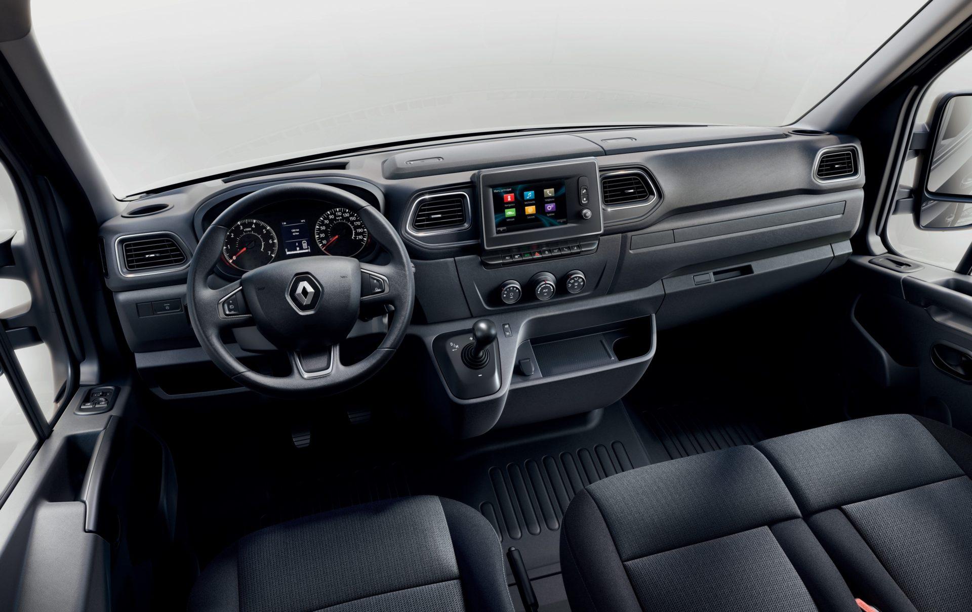 Renault MASTER VAN фото 2