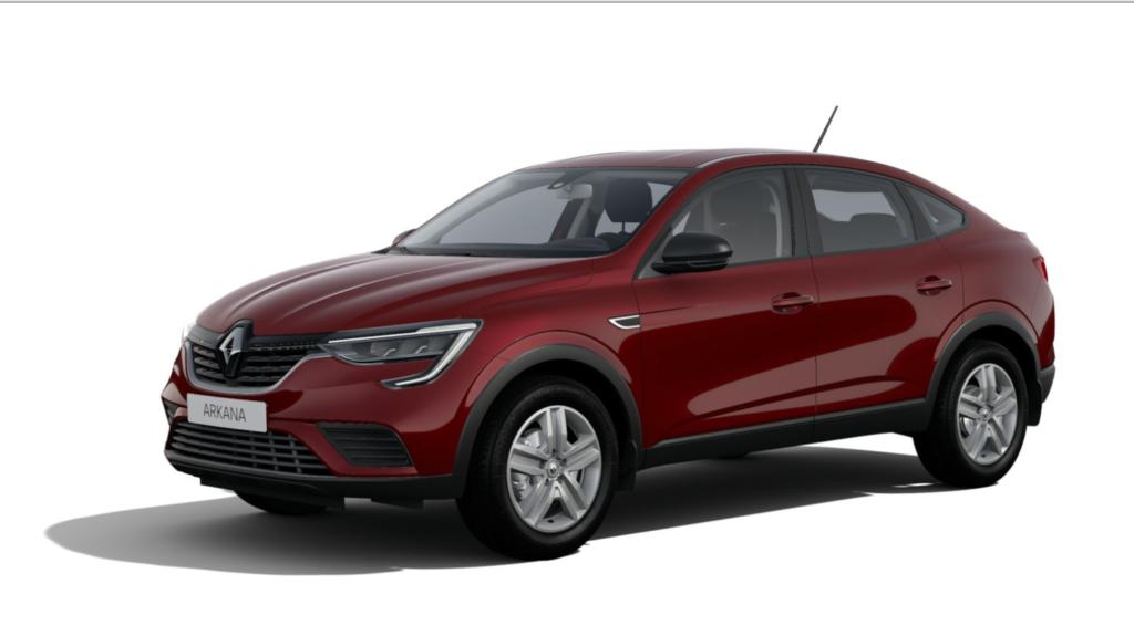 Renault ARKANA Intense (улица)фото
