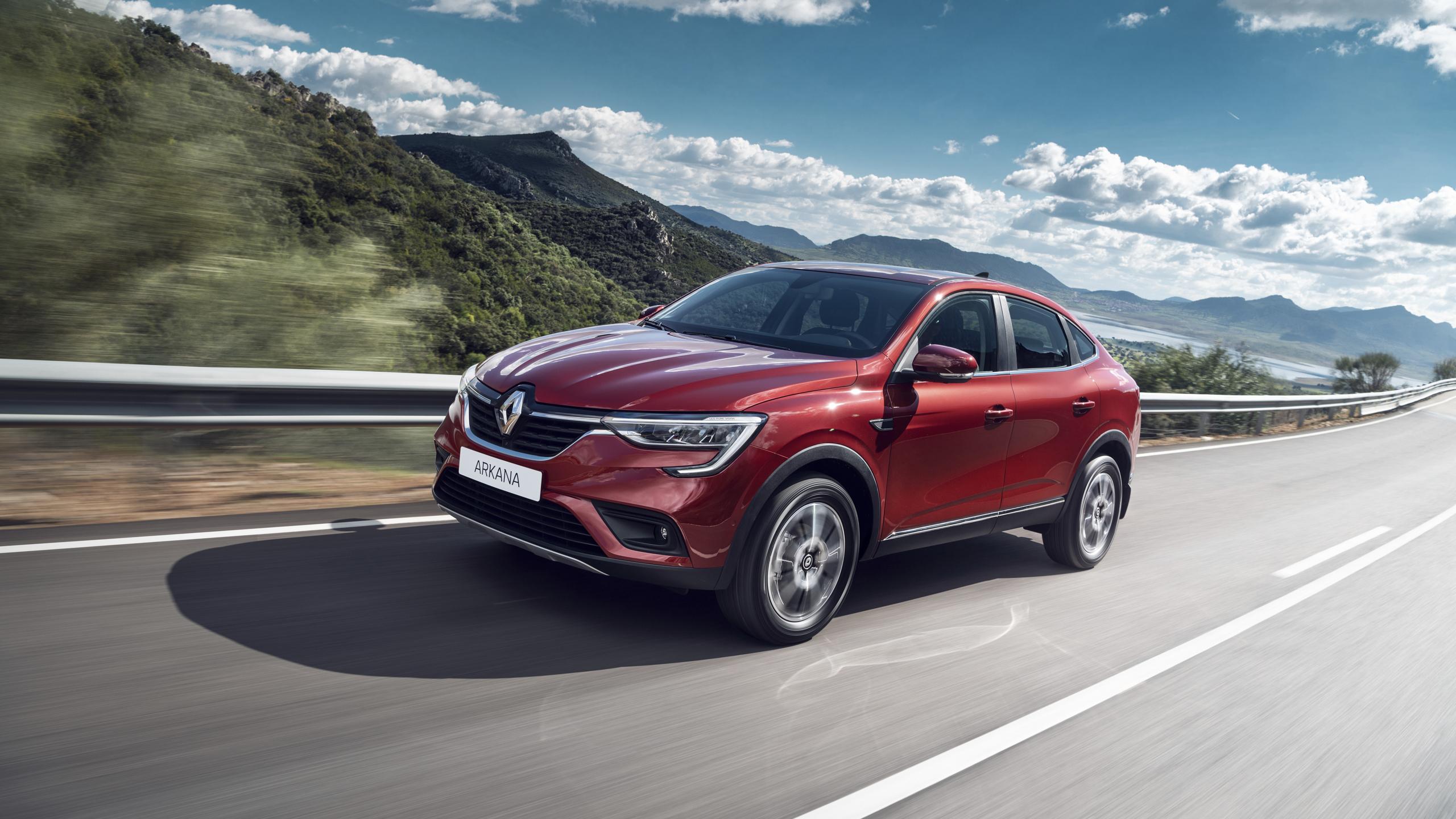 НОВИЙ Renault ARKANA  фото 1