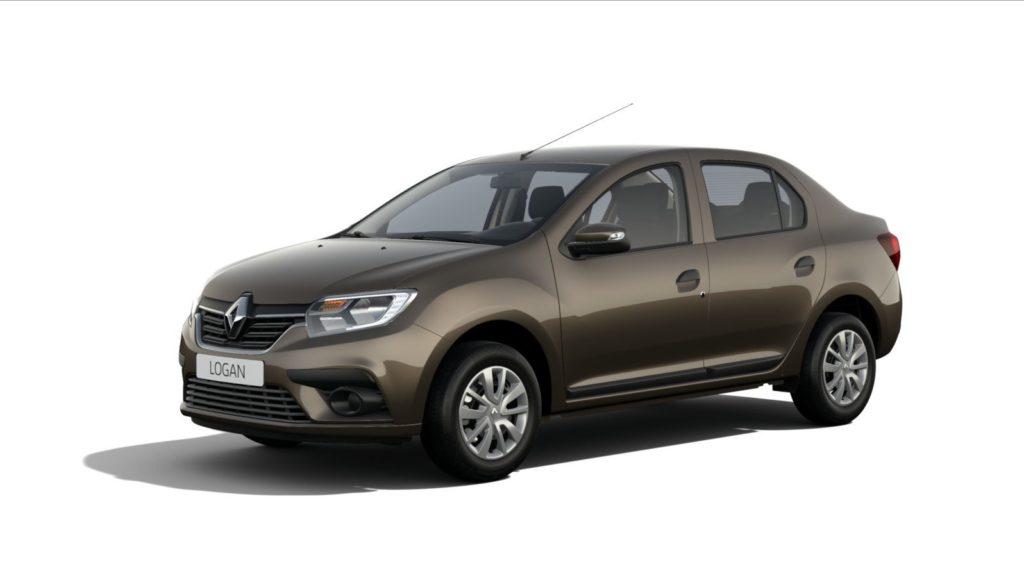 Renault LOGAN (салон)фото