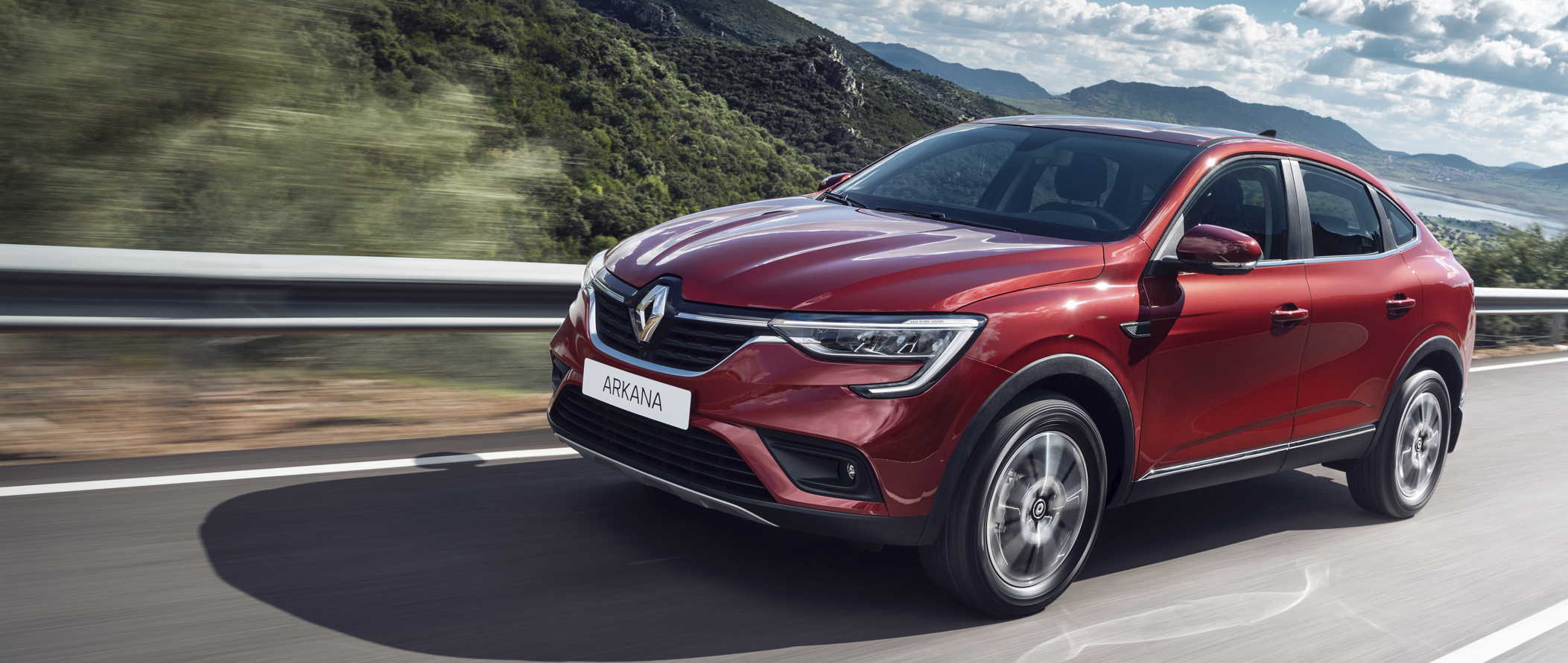 НОВИЙ Renault ARKANA  фото 3