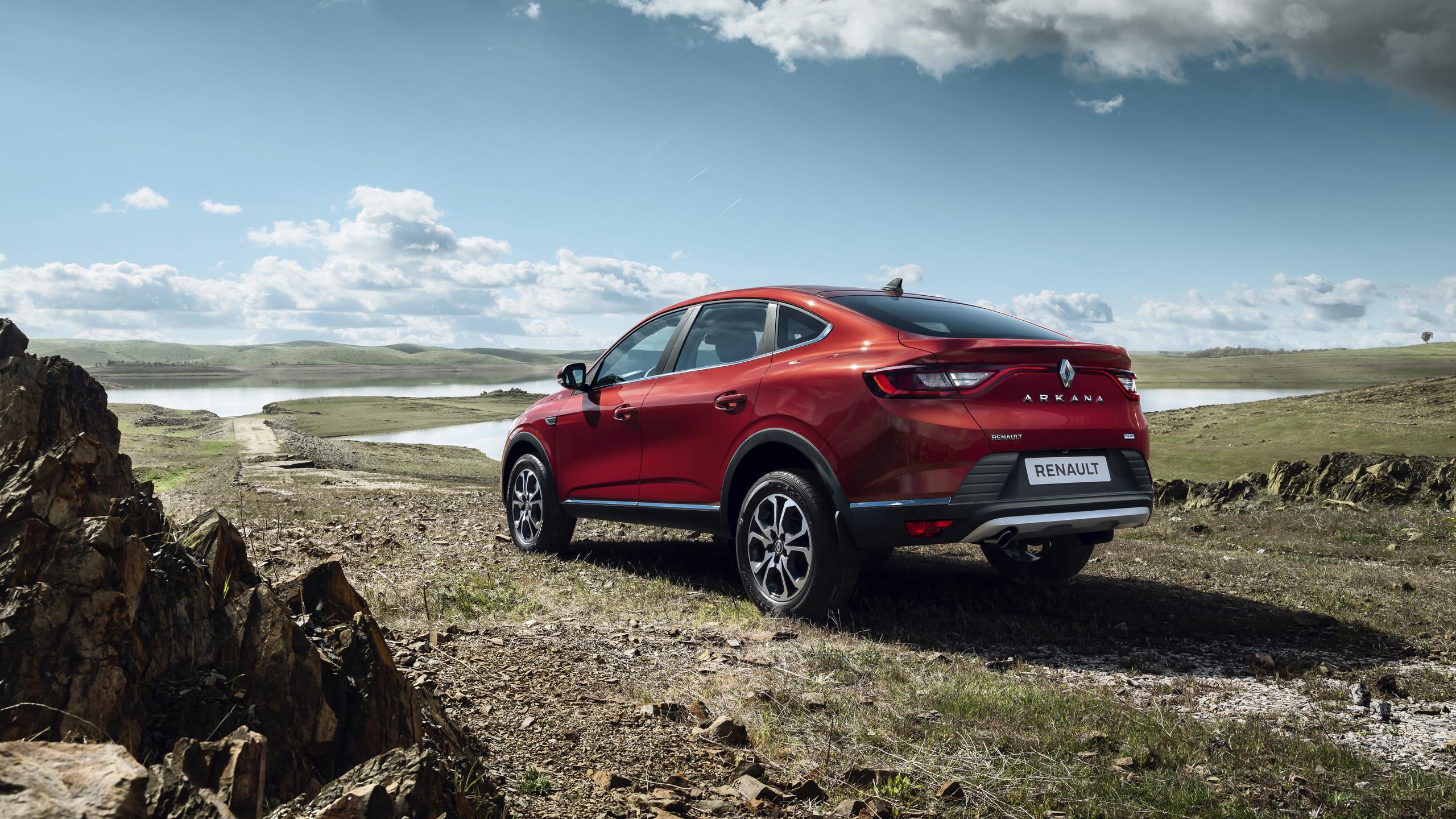 НОВЫЙ Renault ARKANA  фото 2