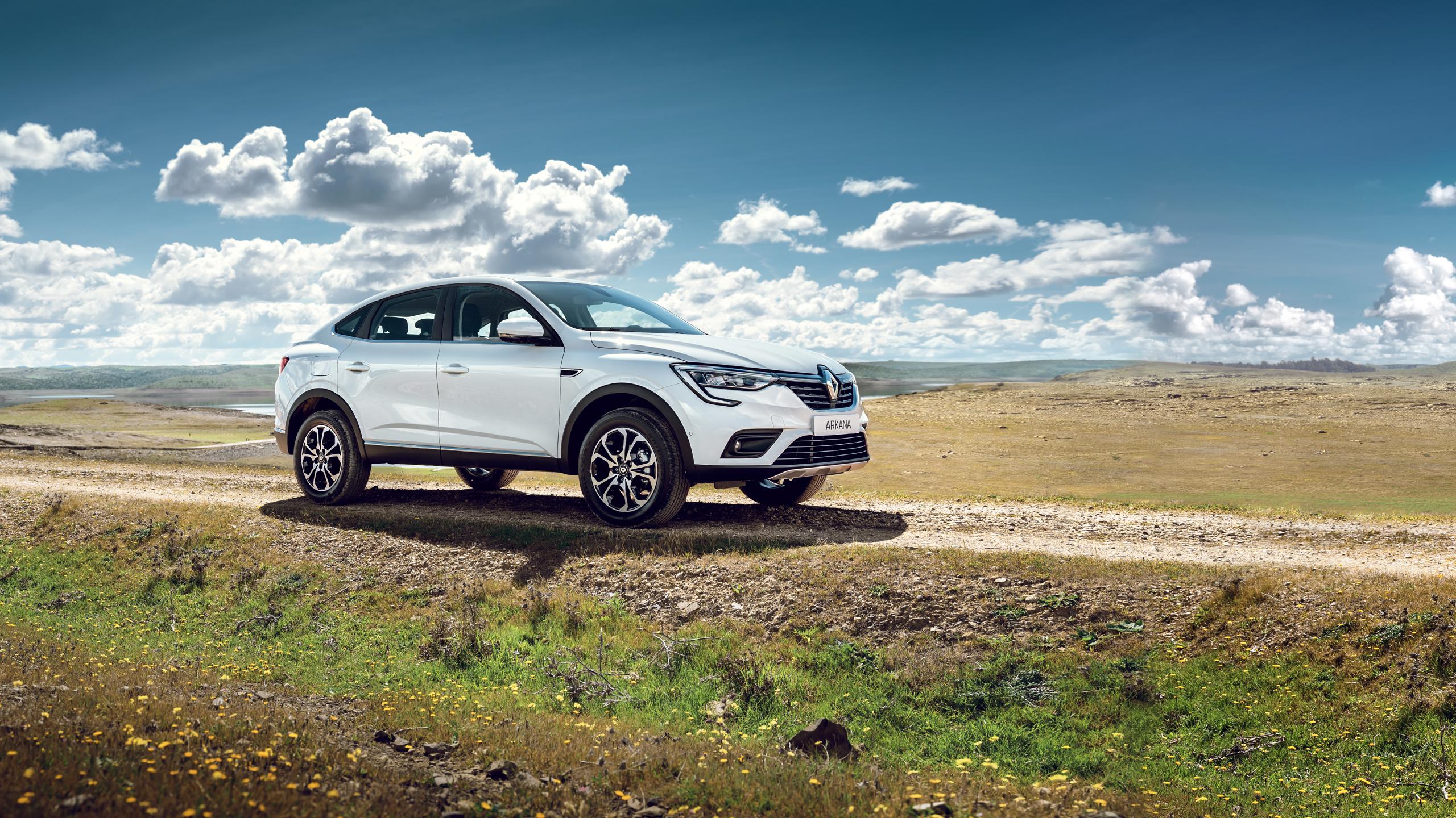 НОВЫЙ Renault ARKANA  фото 3