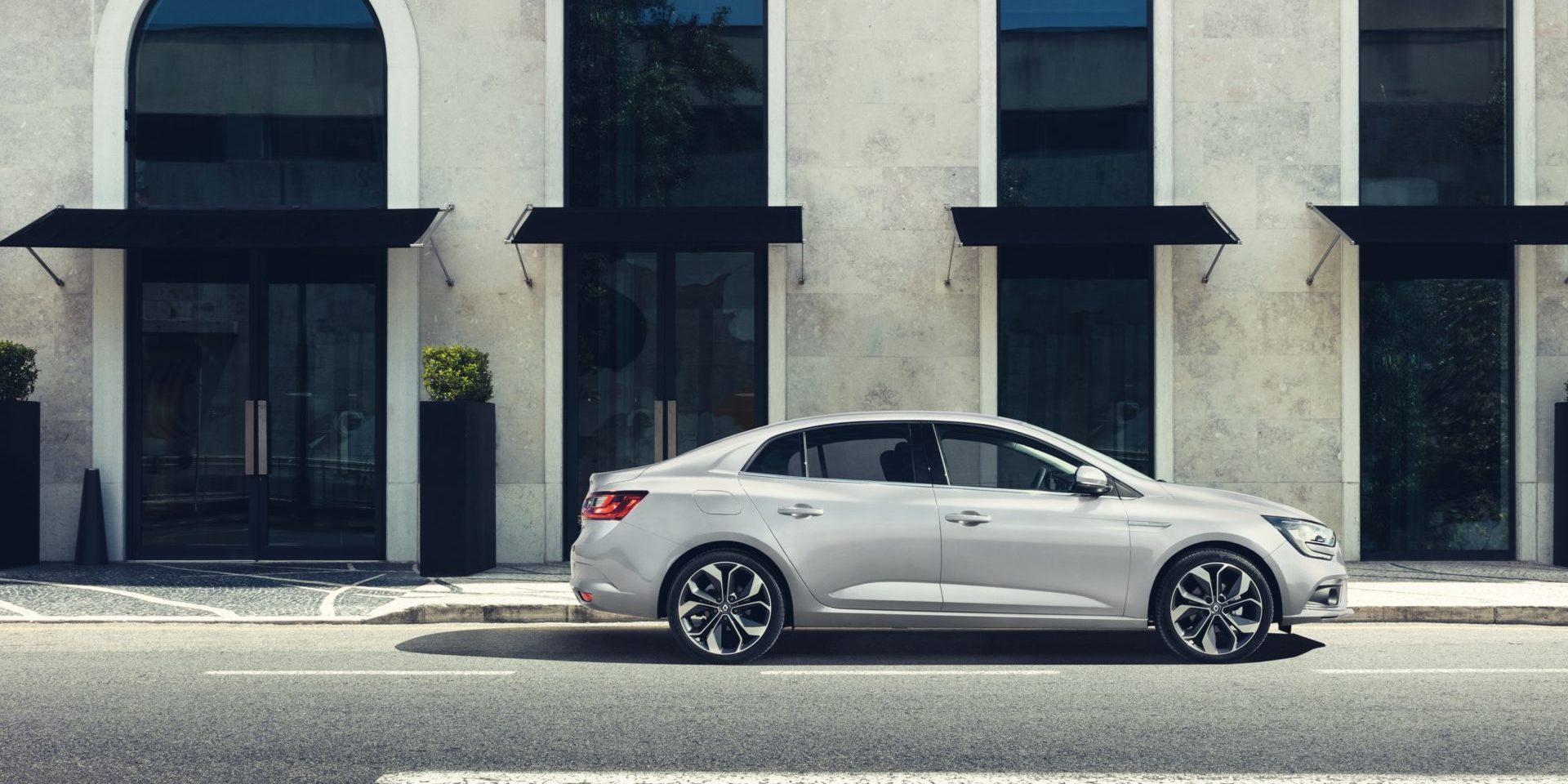 СПЕЦИАЛЬНОЕ ПРЕДЛОЖЕНИЕ* на Renault MEGANE Sedan