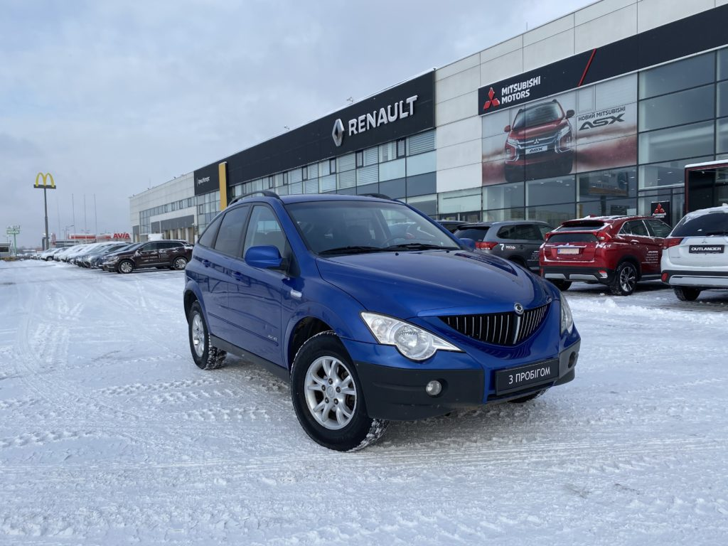 SsangYong Actyonфото