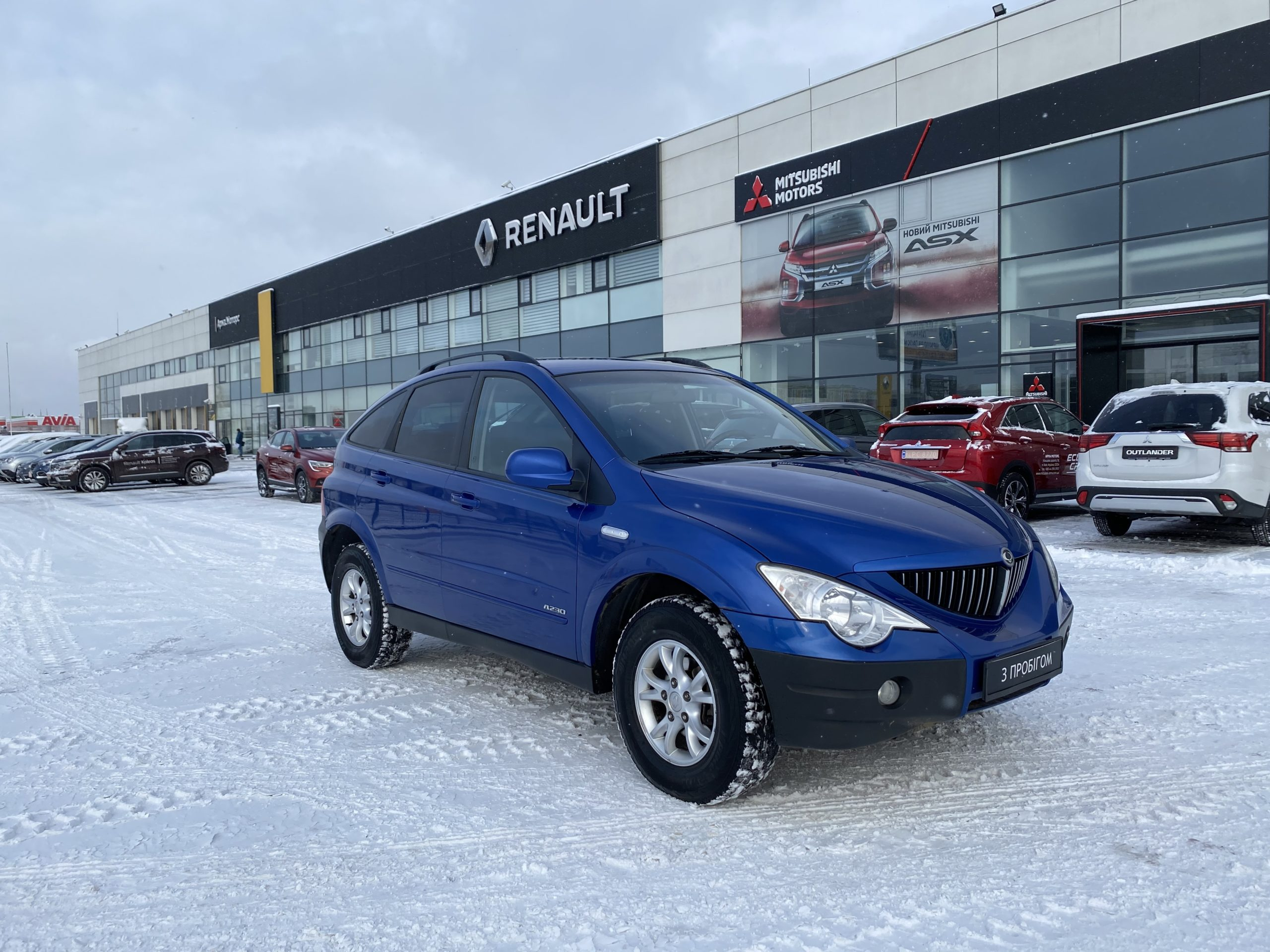 SsangYong Actyon фото 1