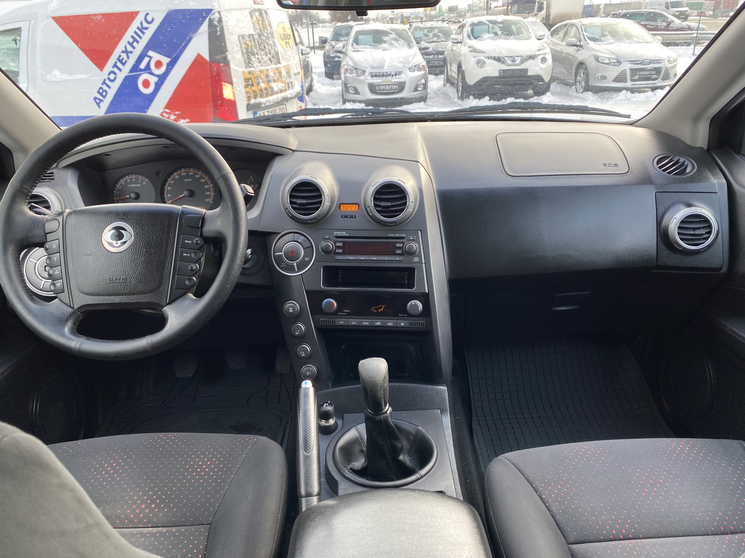 SsangYong Actyon фото 4