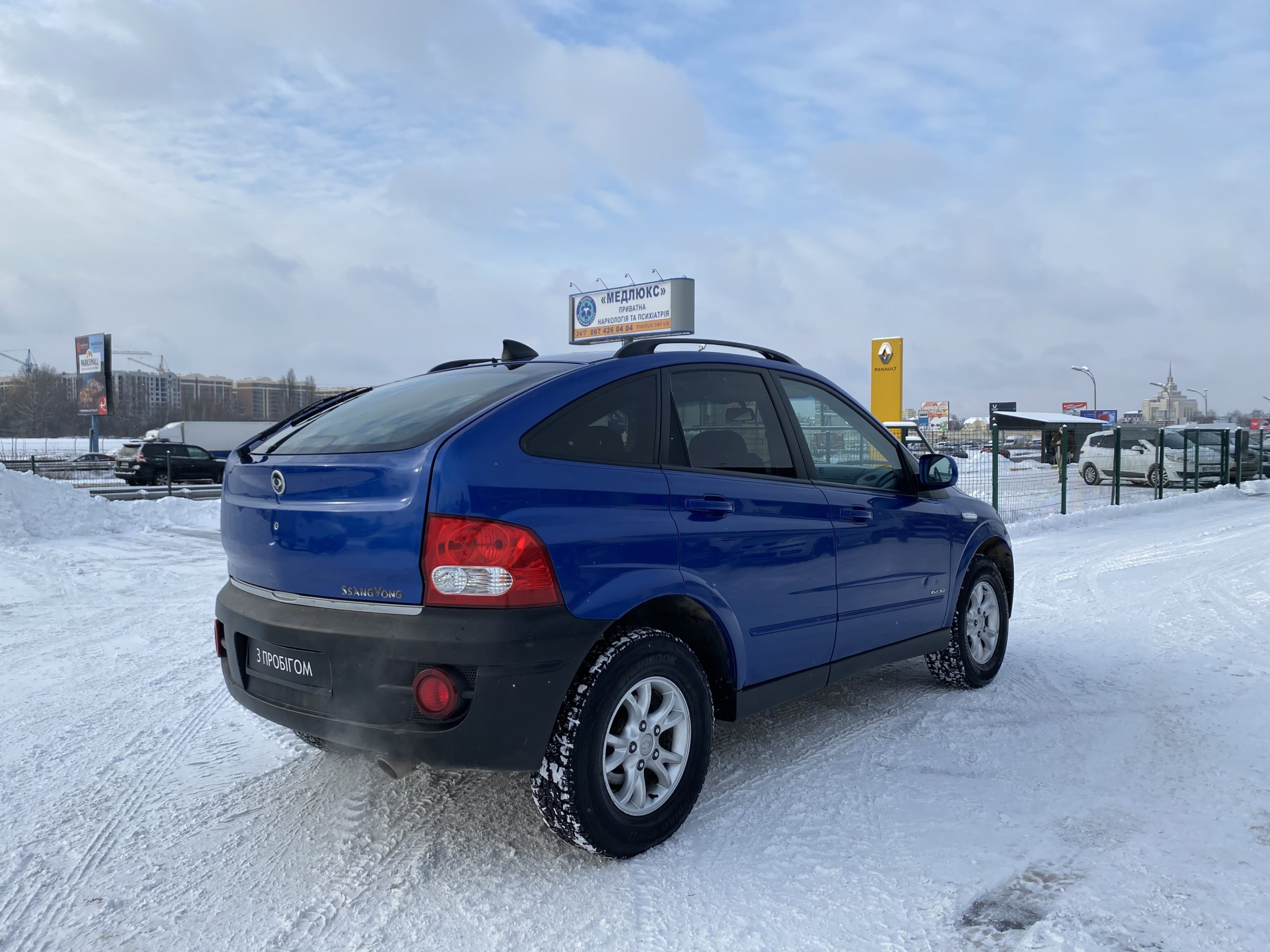 SsangYong Actyon фото 2