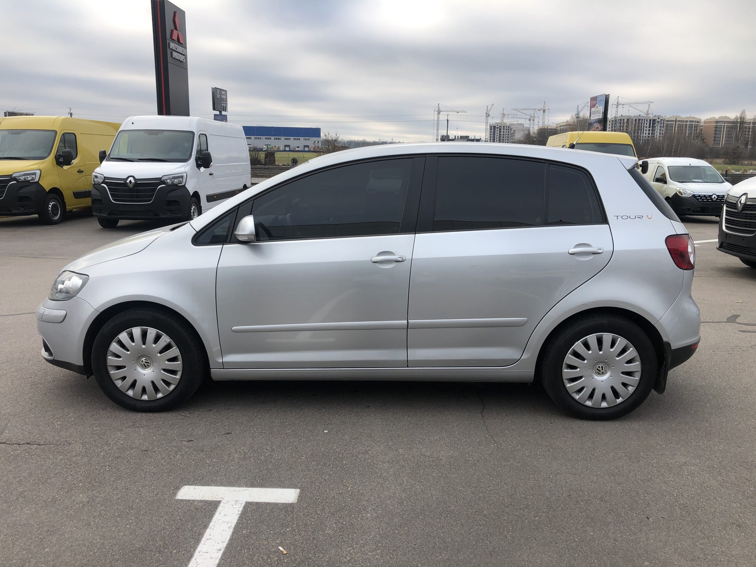 Volkswagen Golf Plus фото 3