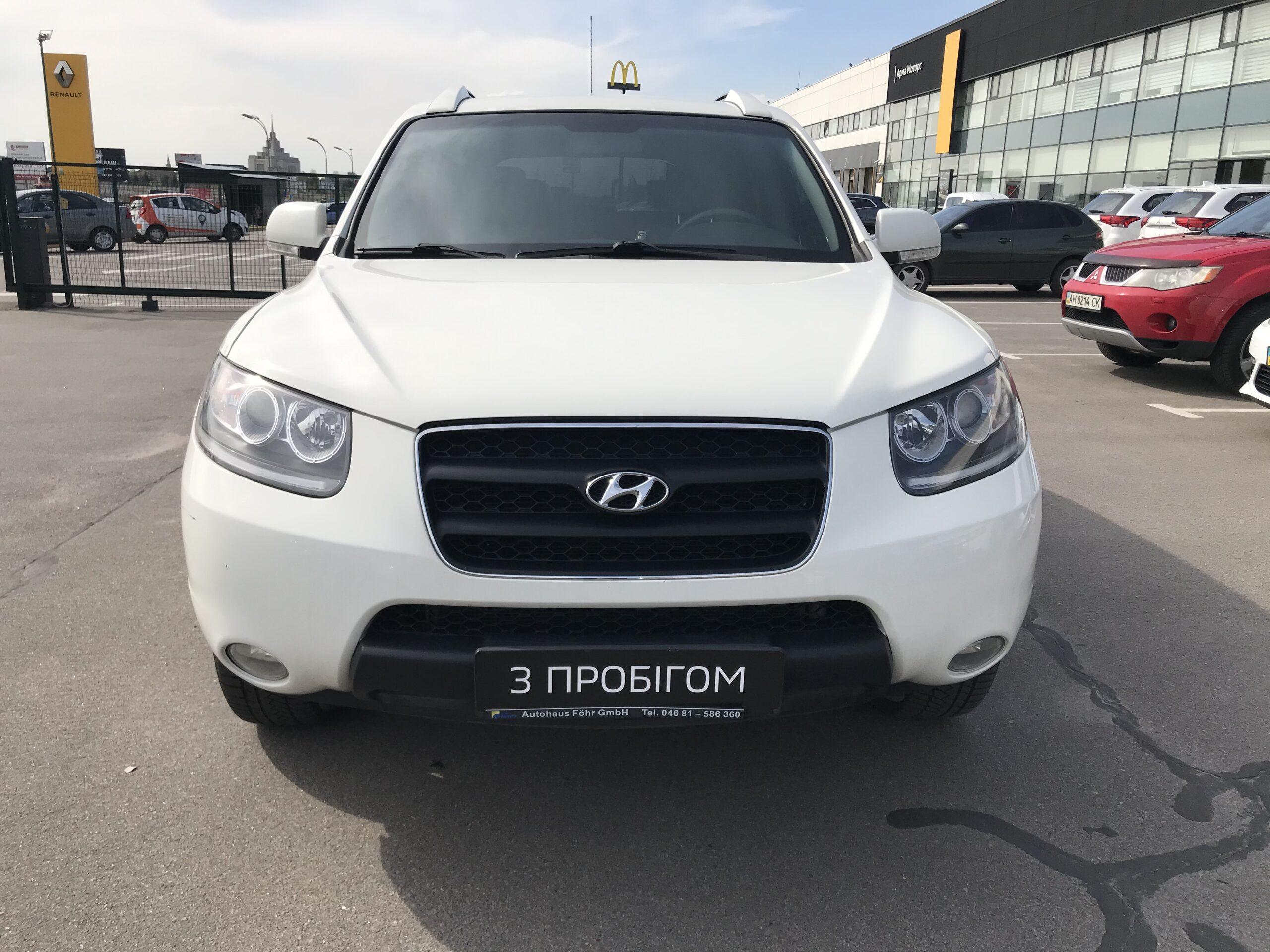 Hyundai Santa Fe фото 1