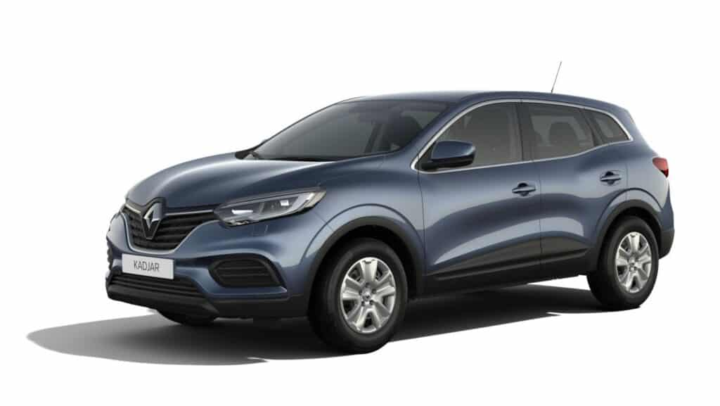 Renault KADJAR (салон)фото