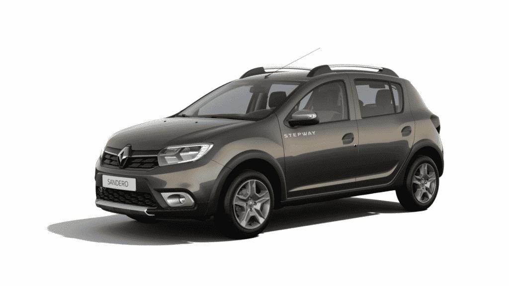 Renault SANDERO STEPWAY (салон)фото