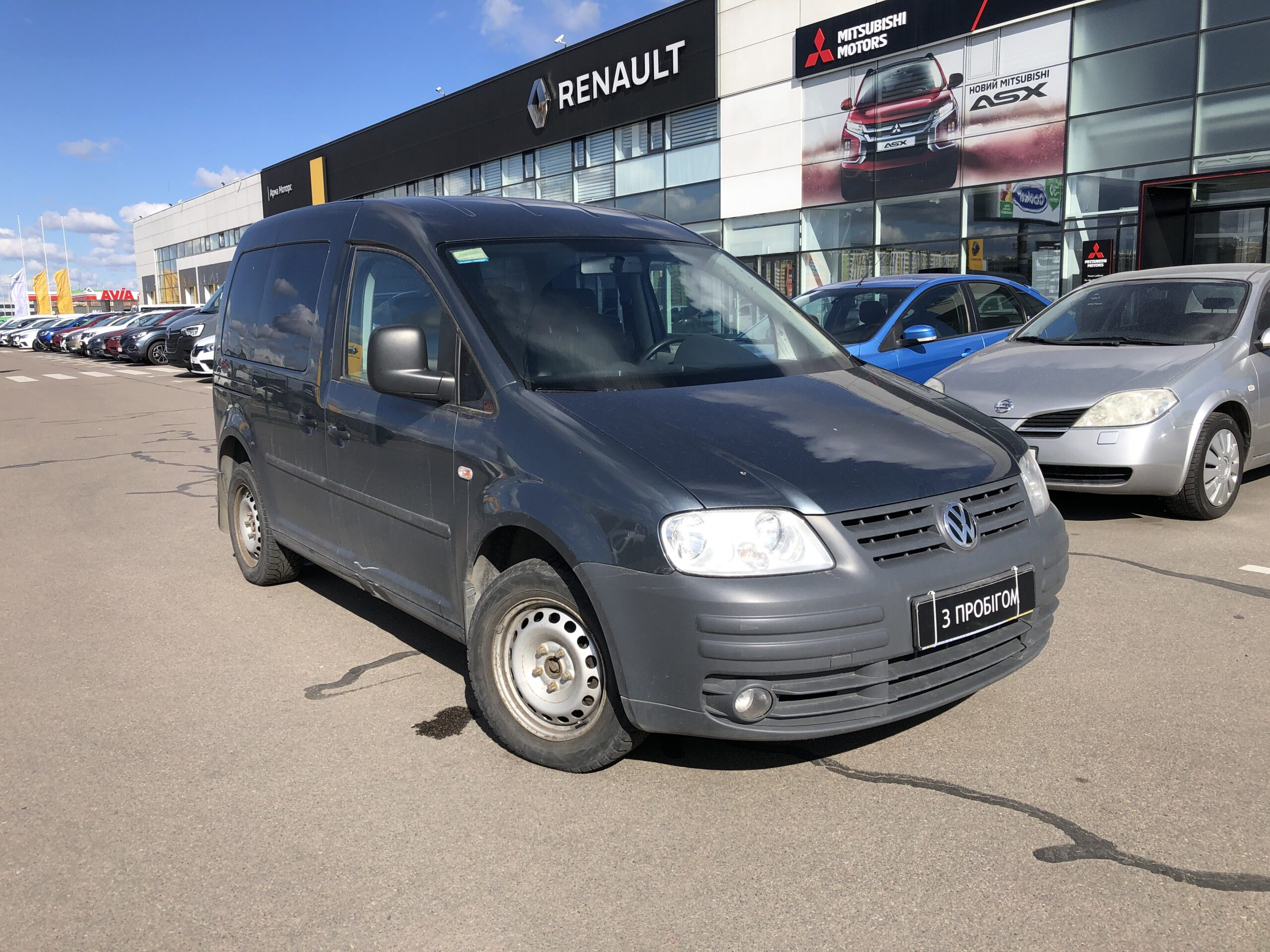 Volkswagen Caddy фото 1