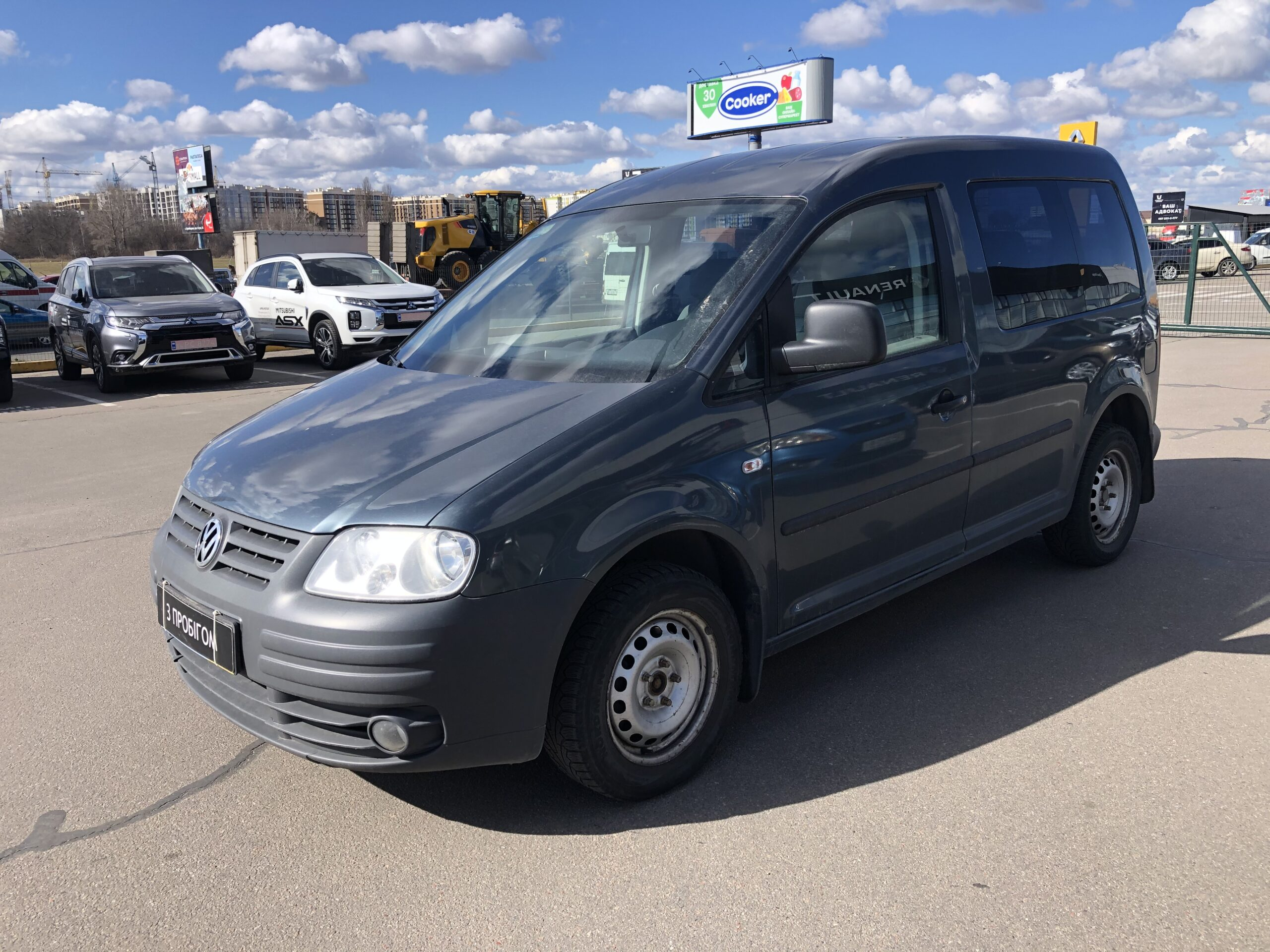 Volkswagen Caddy фото 2