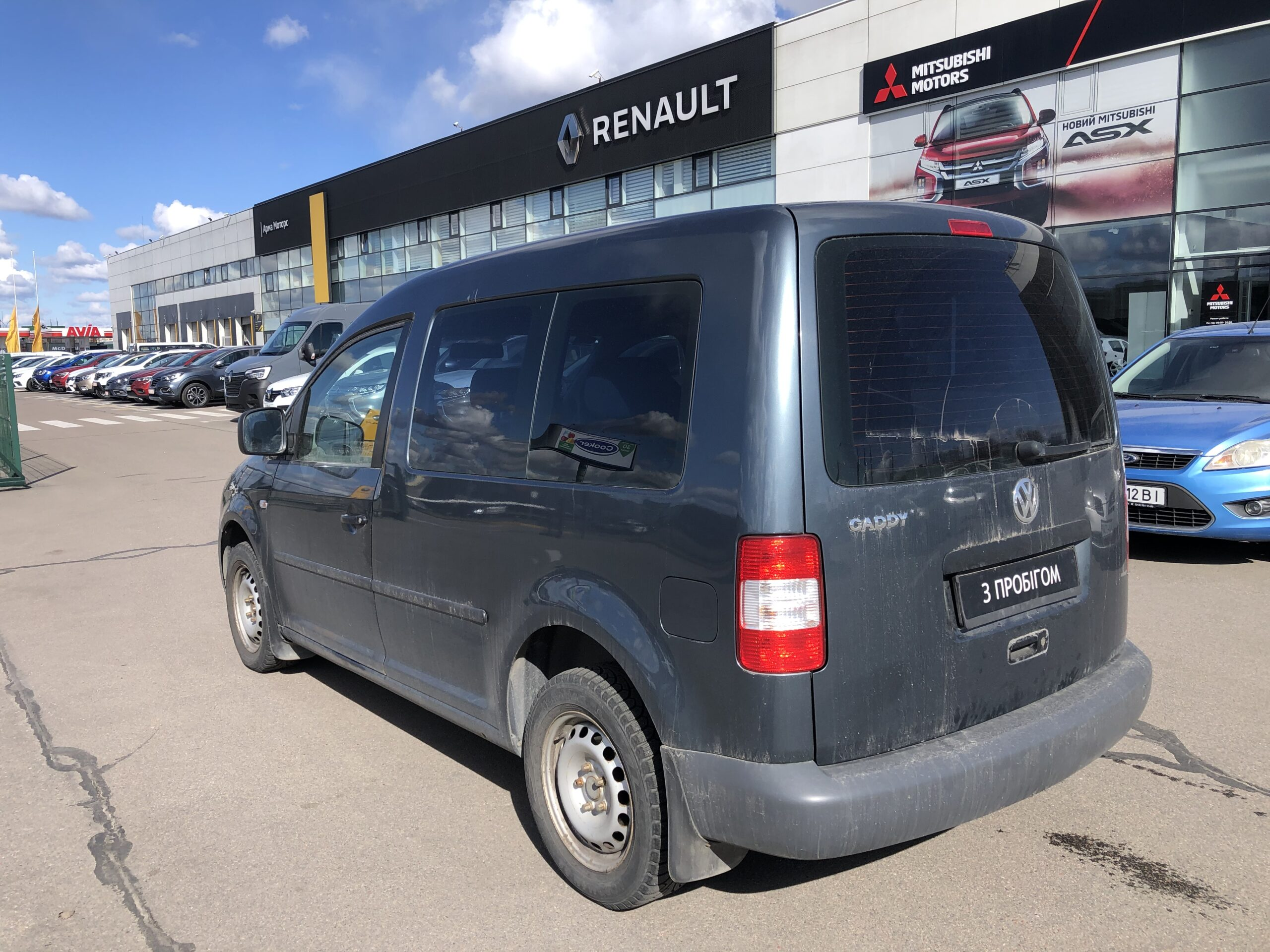 Volkswagen Caddy фото 4