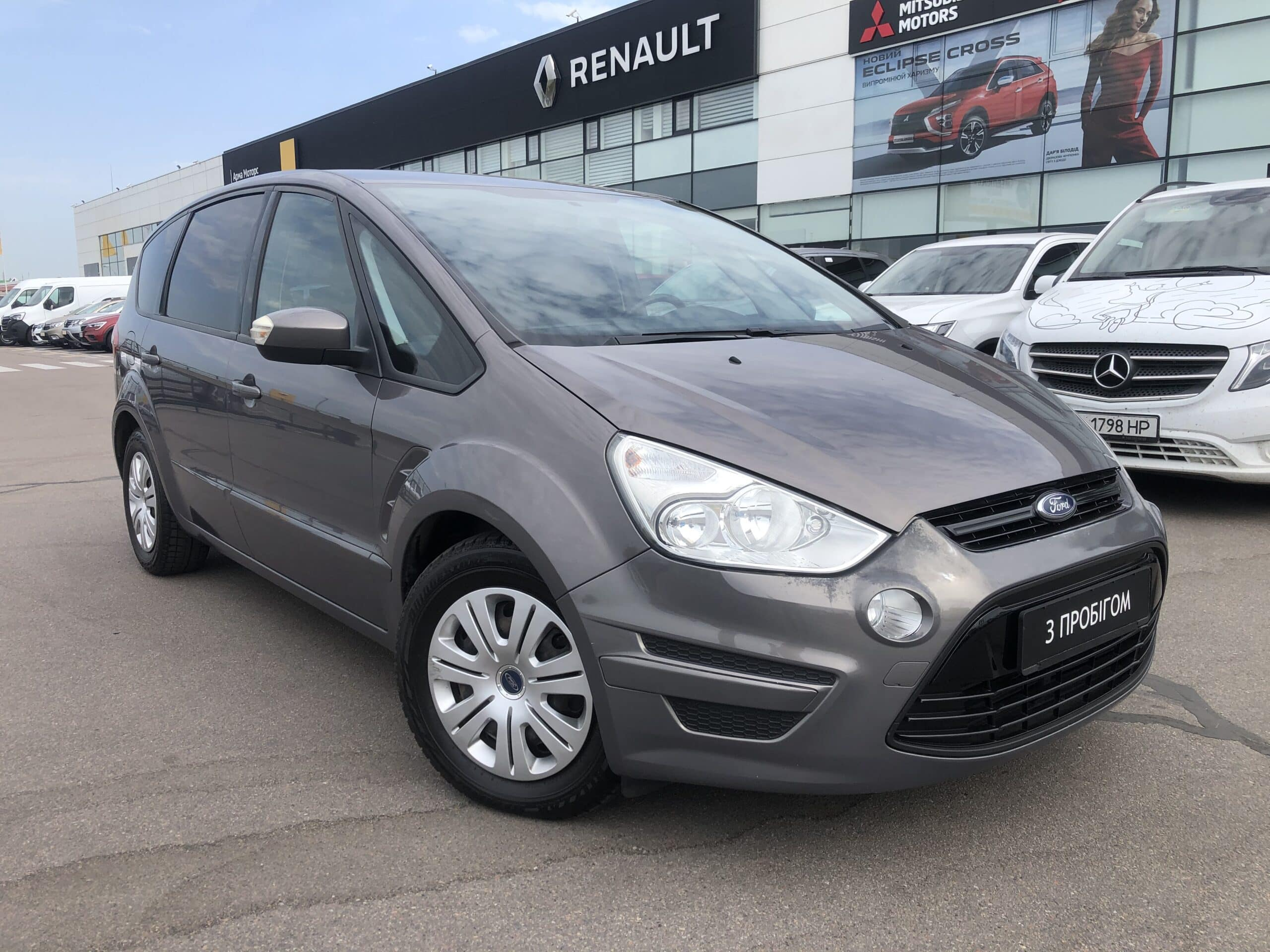Ford S-Max фото 1