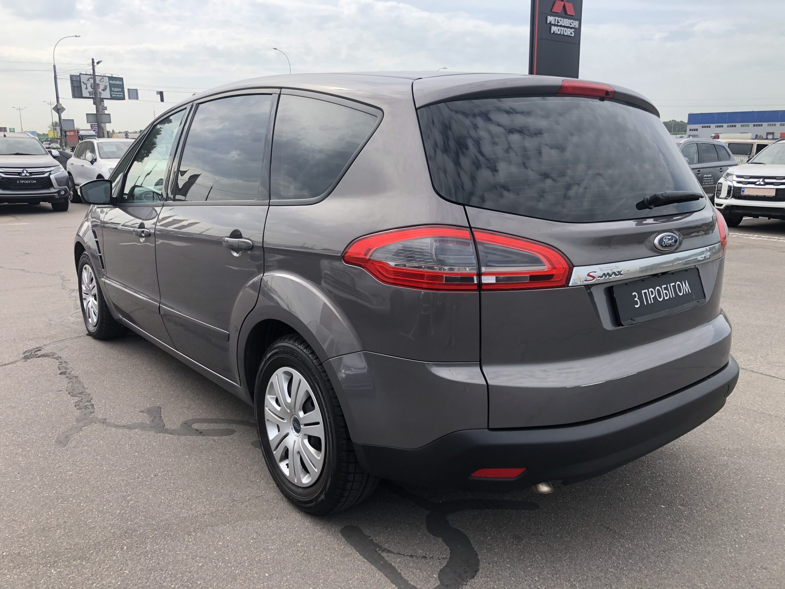 Ford S-Max фото 4