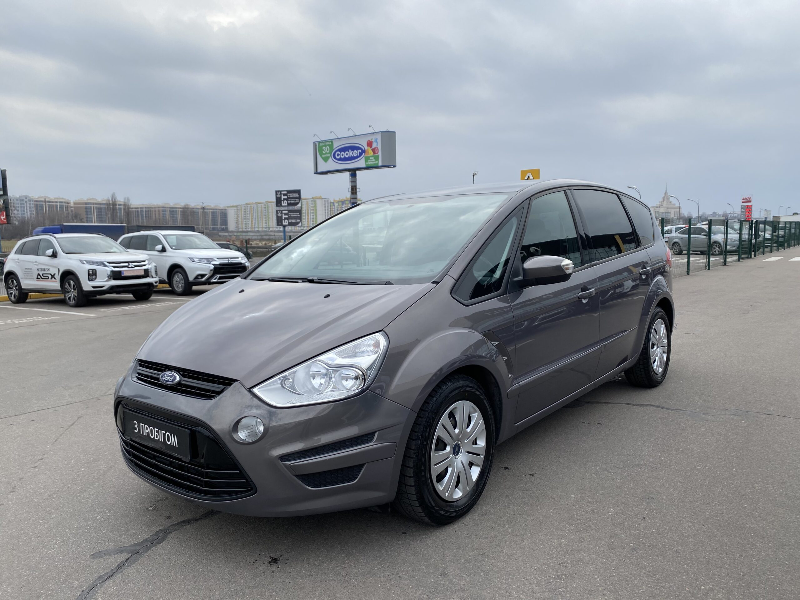 Ford S-Max фото 2