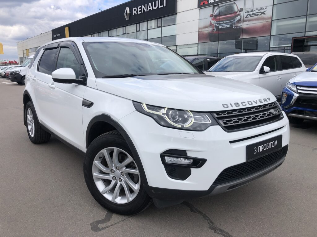 Land Rover Discovery Sportфото
