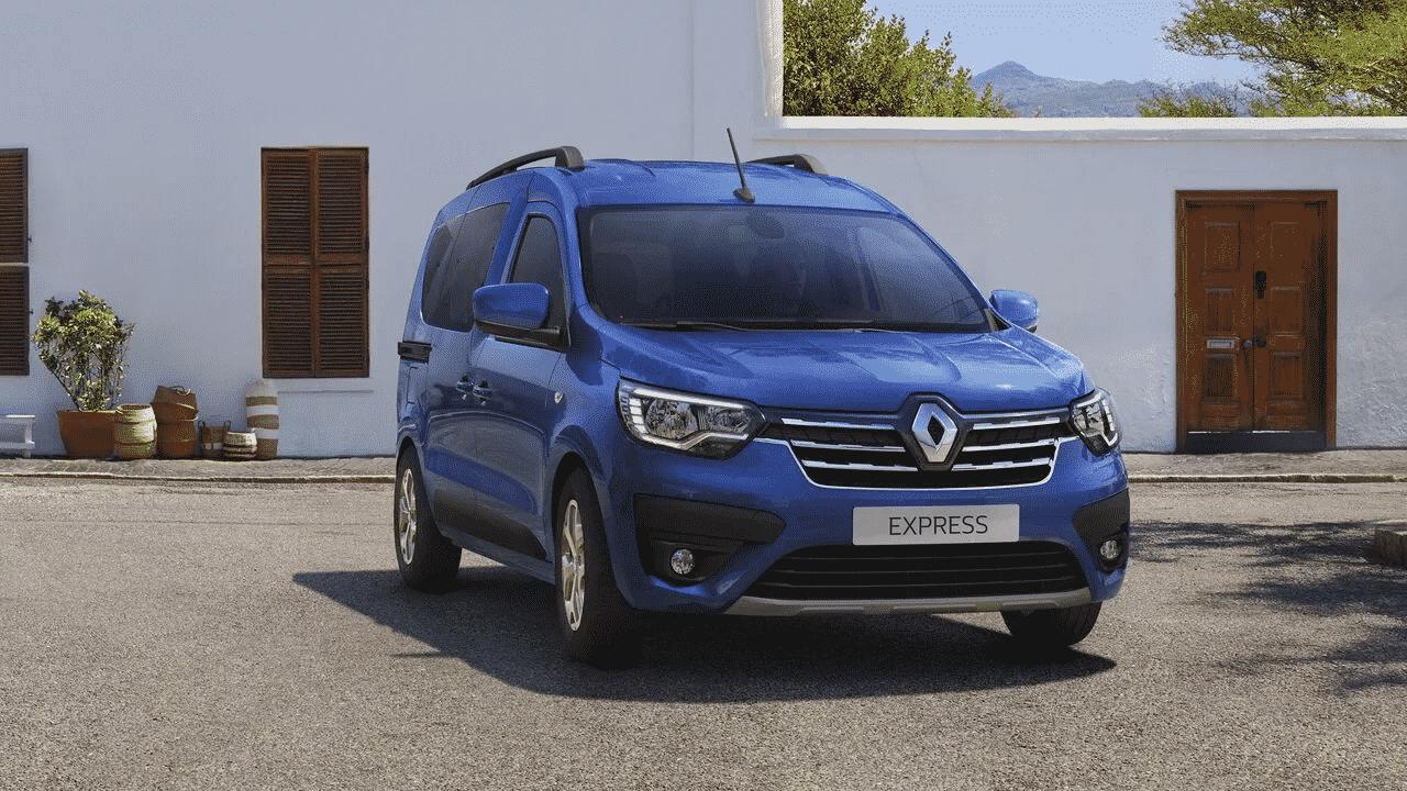 Новый Renault EXPRESS  фото 1