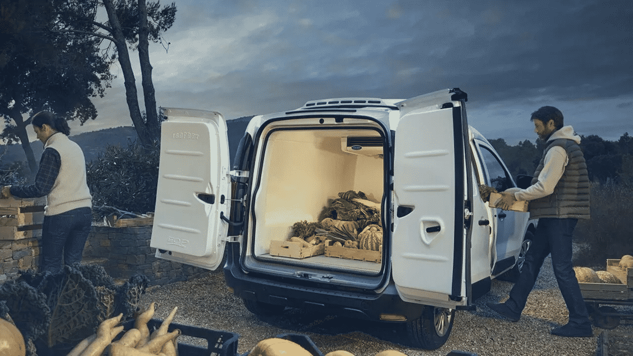 Новий Renault EXPRESS фургон фото екстер'єру 1
