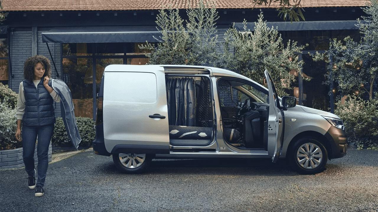 Новий Renault EXPRESS фургон  фото 2