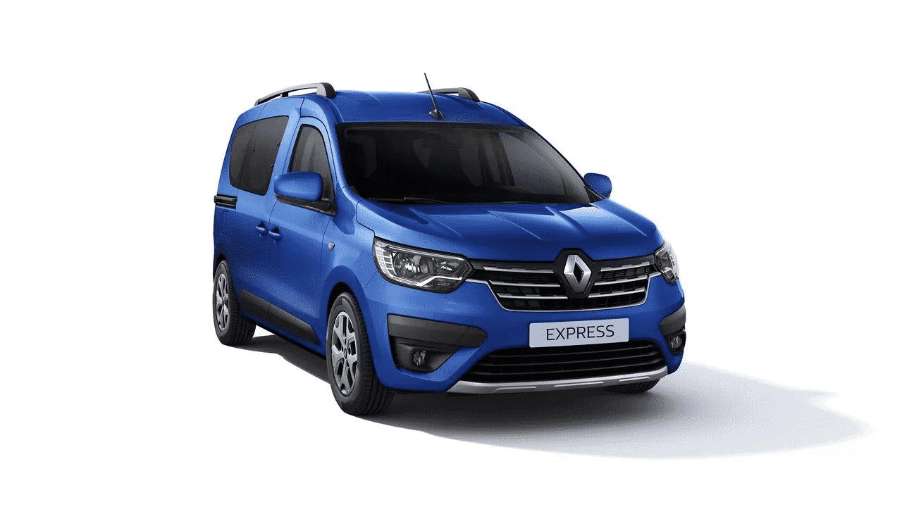 Новый Renault EXPRESS  фото 2