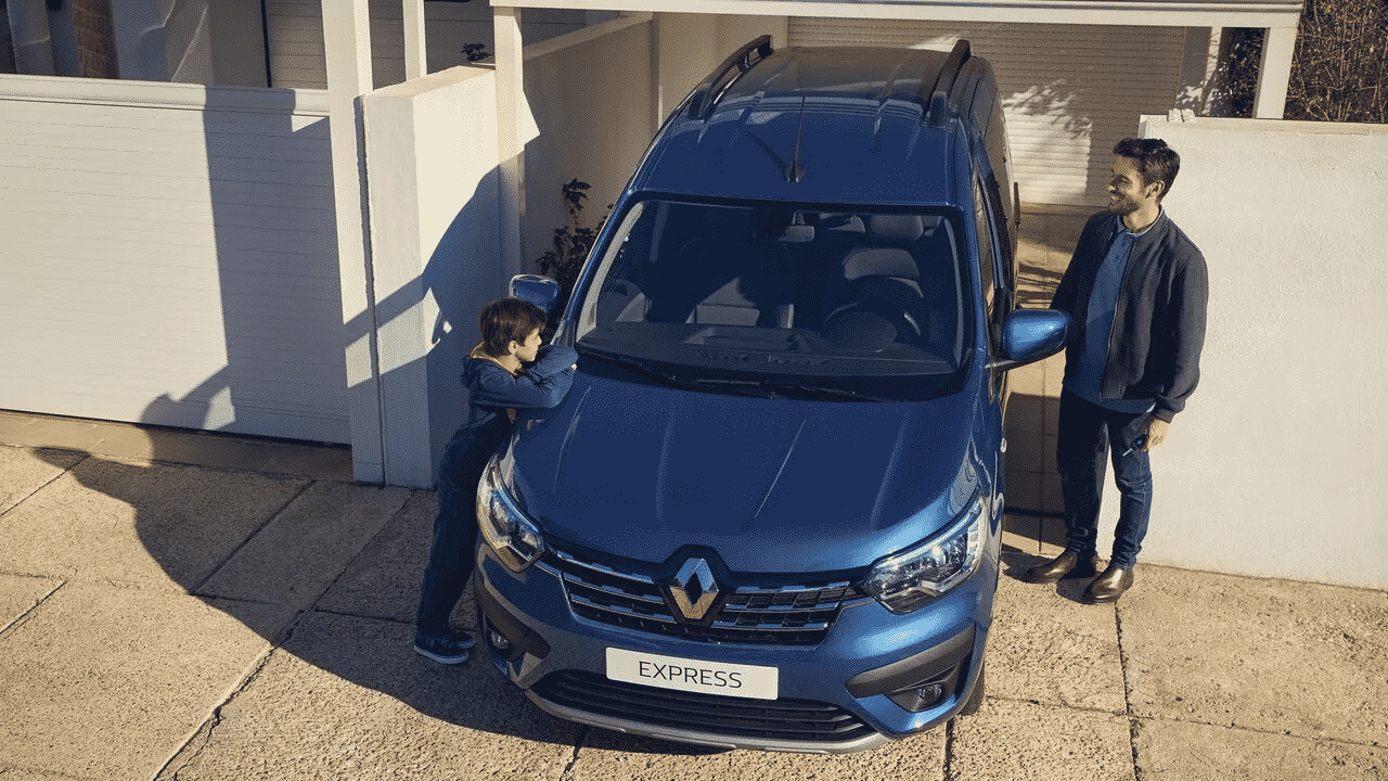 Новий Renault EXPRESS  фото 2