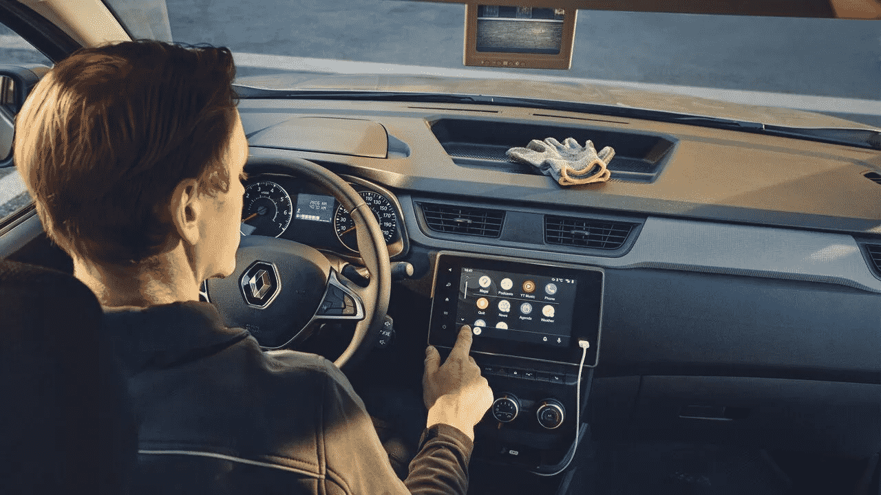 Новий Renault EXPRESS фургон  фото интерьера 5